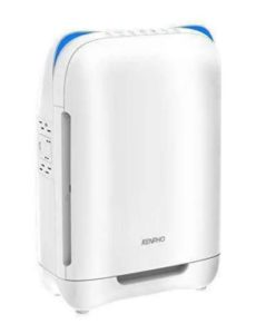 Best Air Purifier for Viruses - RENPHO Air Purifier with HEPA Filter (RP-AP001)