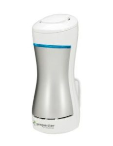 Best Air Purifier under 50 Dollars - Germ Guardian GG1000 Pluggable Air Purifier and Sanitizer