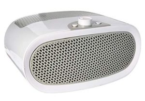 Holmes Small Room 3-Speed HEPA Air Purifier - Best Budget Air Purifier under 100 Dollars