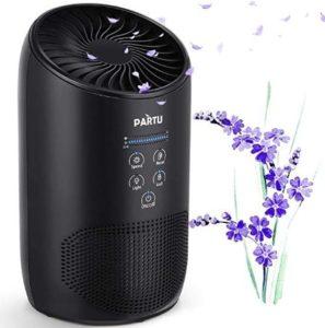 PARTU HEPA Air Purifier - Best Air Purifier under 50 Dollars