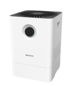 Best Air Purifier and Humidifier Combo - BONECO 2-in-1 Air Washer W200 Humidifier and Purifier