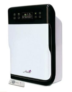 Aviano AV890 7-in-1 Smart Home Air Purifier - Best Air Purifier for Cat Litter Odor
