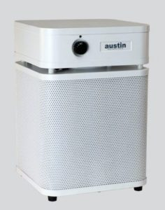 Austin Air A250C1 HealthMate Junior Plus Air Purifier - Best Air Purifier for Chemicals and Paint Fumes