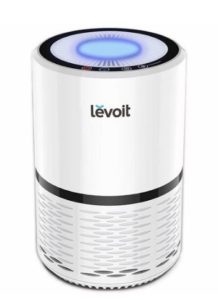 Best Air Purifier for Bathroom Odors - LEVOIT LV-H132 Purifier with True HEPA Filter