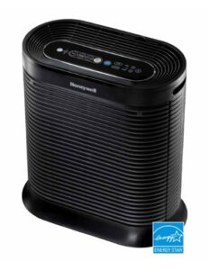 Best Air Purifier for Kitchen Smells - Honeywell HPA250B Bluetooth Smart True HEPA Allergen Remover
