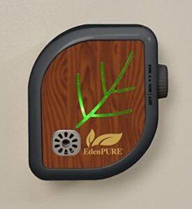 Best Plug-in Air Purifier - EdenPURE OxiLeaf Plug-in Adjustable Air Purifier